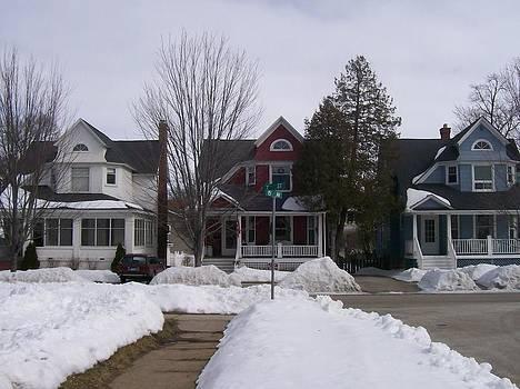 Historic Seventh Street Menominee by Jonathon Hansen