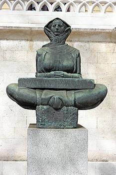 History of the Croats sculpture by Borislav Marinic