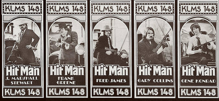 HIT MEN Weekly Music Surveys by Gerald MacLennon