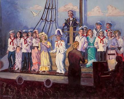 H.M.S. Pinafore by Ken Fiery