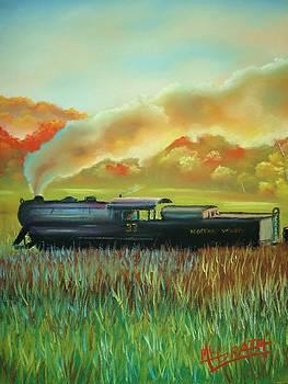 Hocking Valley Scenic Railroad  by Darren McGrath