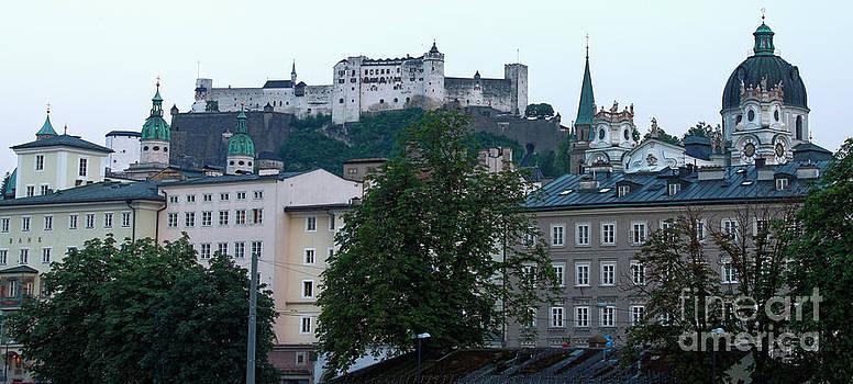 Gregory Dyer - Hohensalzburg Castle