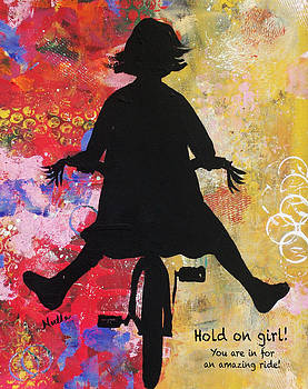 Hold on Girl by Noelle Rollins