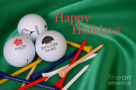 Mary Deal - Holiday Golf