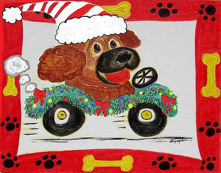 Holiday Joy Ride by Diane Pape