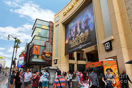 Wingsdomain Art and Photography - Hollywood Dolby Theatre 5D29073
