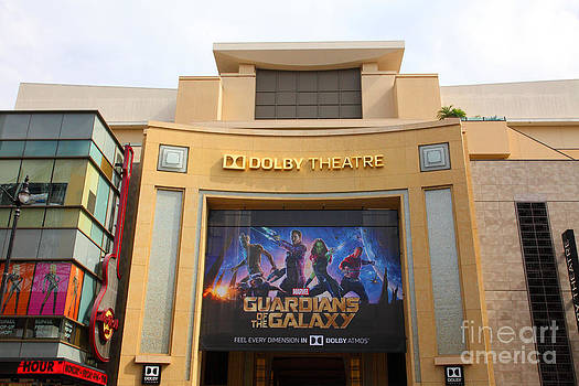 Wingsdomain Art and Photography - Hollywood Dolby Theatre 5D29089