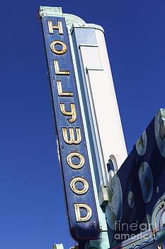 Paul Velgos - Hollywood Sign in Hollywood California