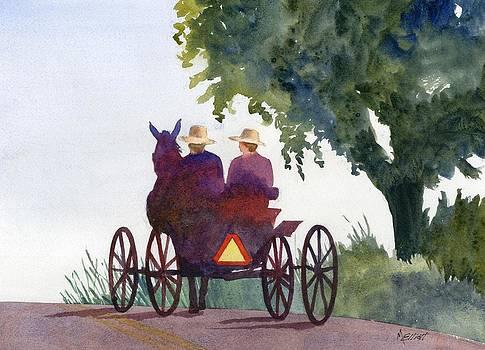 Holmes County Ohio by Marsha Elliott