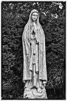 Holy Card by Joan Bertucci