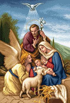Holy Family by Stoyanka Ivanova