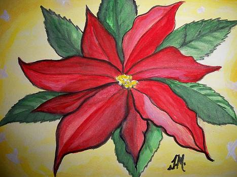 Holy flower by Tammy McClung