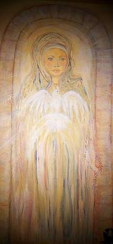 Holy Spirit and Mother of God by Suzanne Reynolds