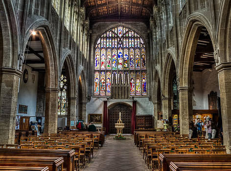 Holy Trinity by Trevor Wintle