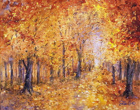 Homage to Fall by Silke Tyler