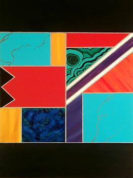 Karyn Robinson - Homage to Inlay #1