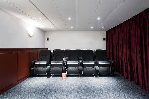 Home cinema by Corepics