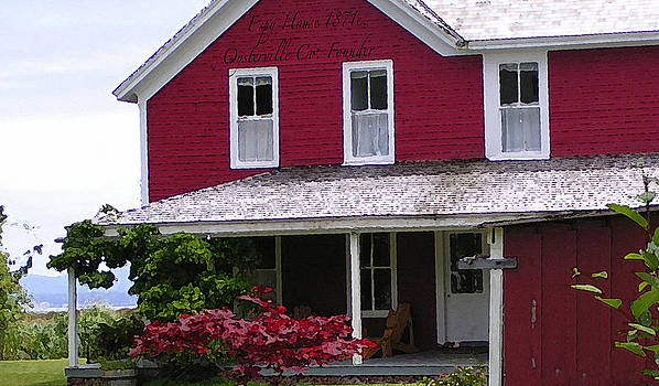 Home For Christmas On Willa Bay by Glenna McRae