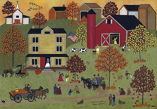 Home For Thanksgiving by Medana Gabbard