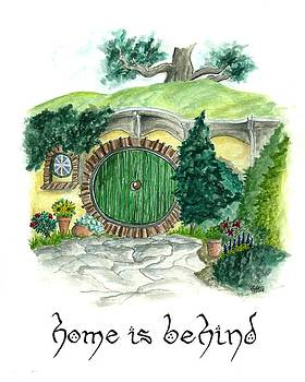 Home Is Behind by Bryana  Johnson