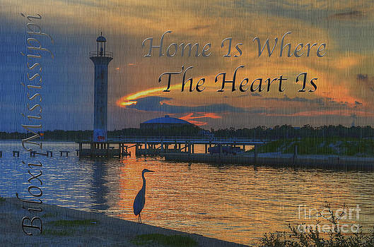 Home Is Where The Heart Is by Maddalena McDonald