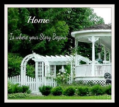 Gail Matthews - HOME is where your Story Begins