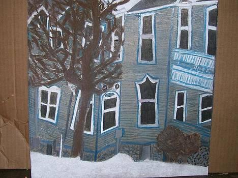 Home of May Dugas by Jonathon Hansen
