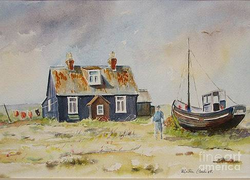 Beatrice Cloake - Home sweet home Dungeness