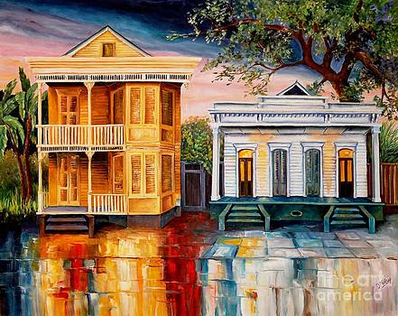 Homes of New Orleans by Diane Millsap