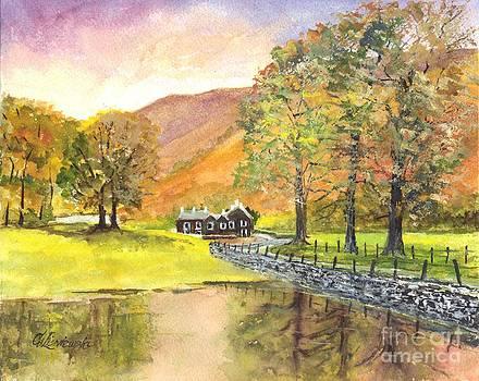 The Homestead by Carol Wisniewski
