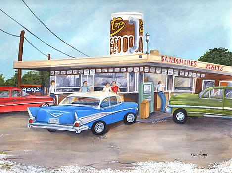 Hometown Memories by Elaine Hodges