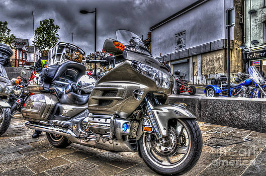 Steve Purnell - Honda Goldwing 2