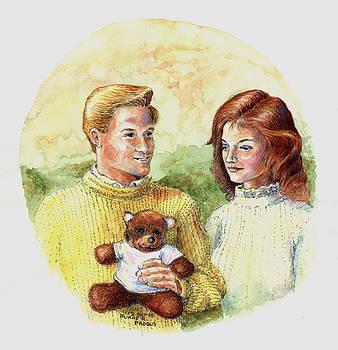Honey Bear by Duane R Probus