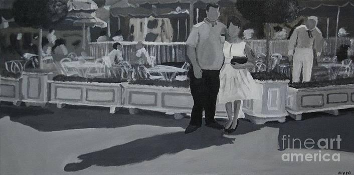 Honeymoon on Main St. by Marina McLain