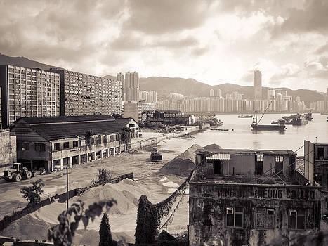 Hong Kong Harbor by Will Gunadi