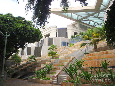 Mary Deal - Honolulu Convention Center - The Shady Side