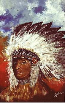Honorable Chief by Jerry Bates