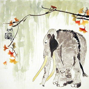 Honouring Earth's Majestic Giants by Ming Yeung