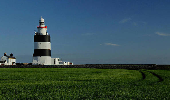 Hook Head Lighthouse by Peter Skelton