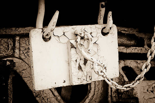 Hooks and Chain by Off The Beaten Path Photography - Andrew Alexander