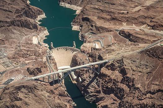 Hoover Dam  by Blago Simeonov