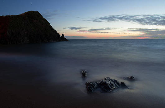 Hope Cove in South Devon by Pete Hemington