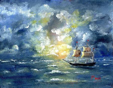 Hope in the Storm series - In the Midst by Joe Byrd