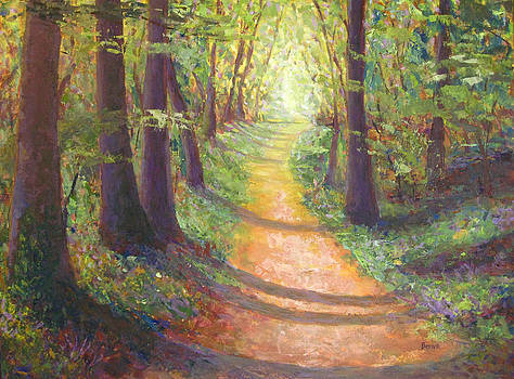 Hope - Path to Tomorrow by Robie Benve