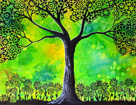 Hope tree by Wendy Smith