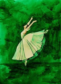 Hopeful Ballet by Ally Mueller