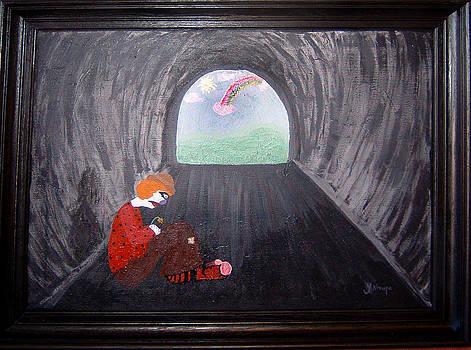 Hopeless Hobo by Yvonne  Kroupa