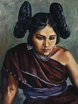 Hopi Jewel by Christine Lytwynczuk