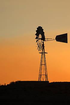 Jeff Brunton - Hopi Windmill