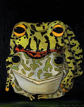 Leah Saulnier The Painting Maniac - Horny Toads 2
